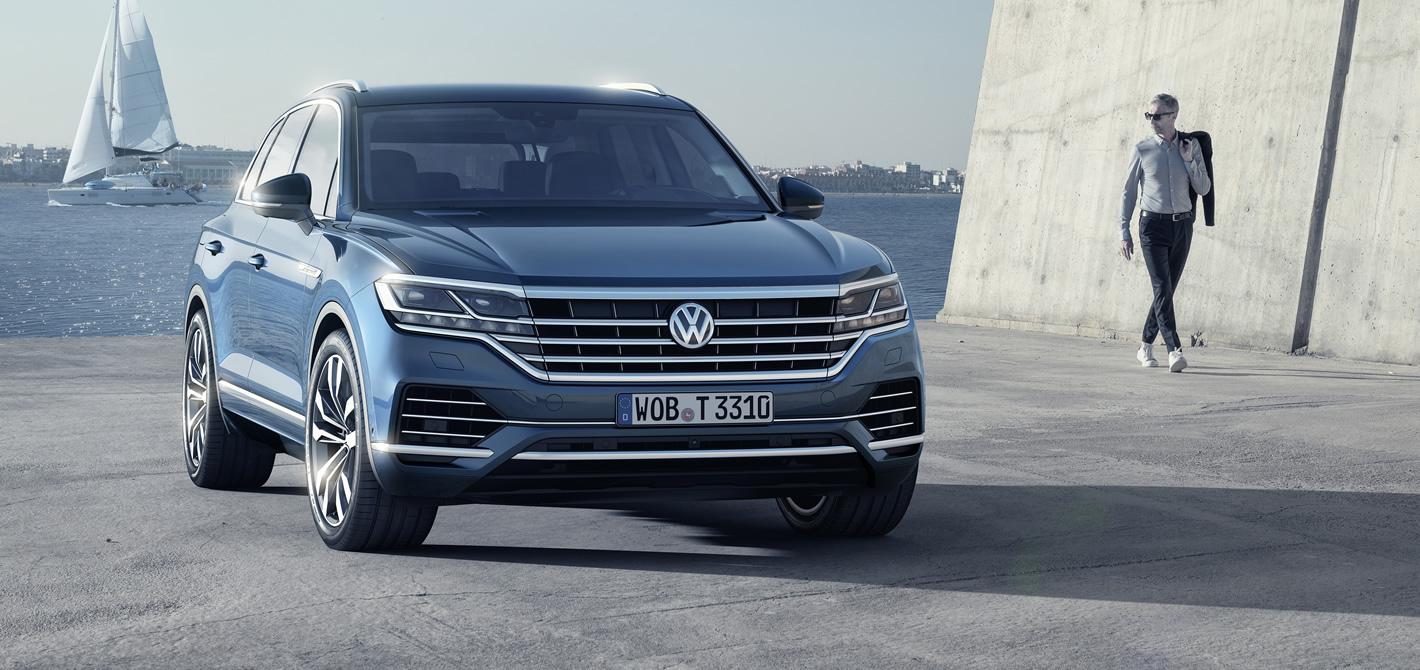 Volkswagen Touareg: Leasing EasyDrive