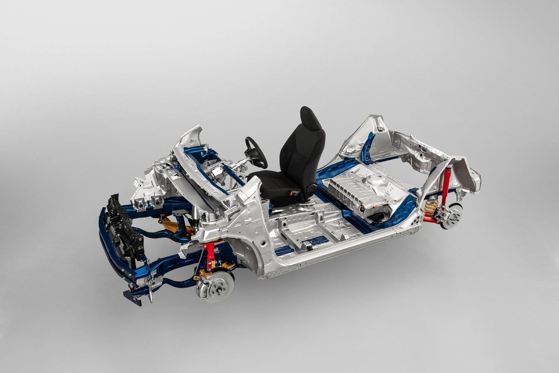 Toyota Yaris 2020 - platforma TNGA-B