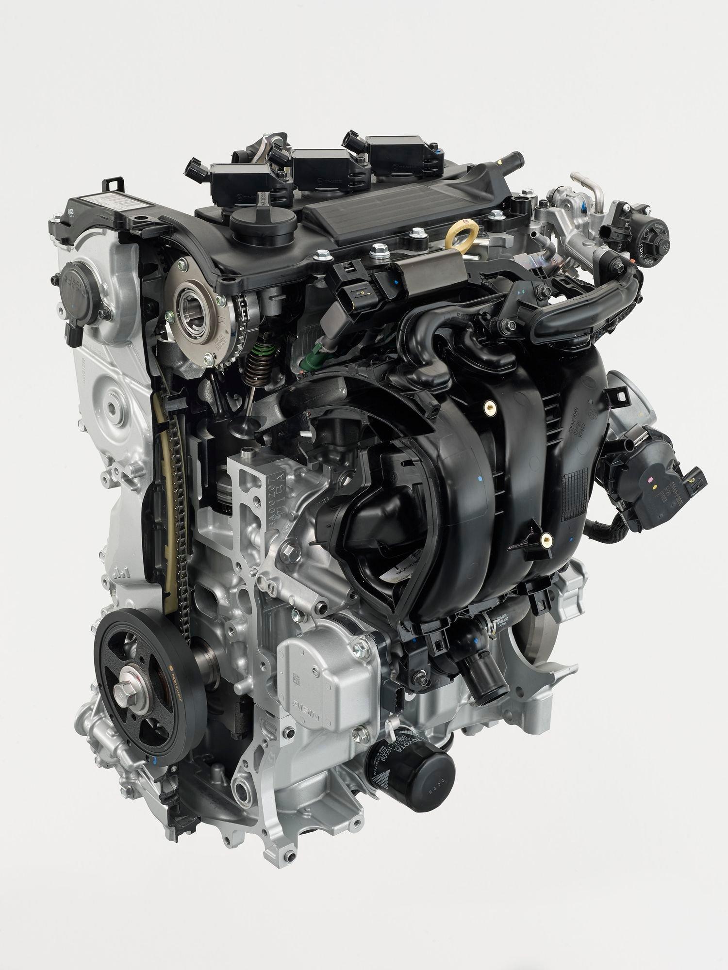 Toyota Yaris 2020 - silnik 1.5 hybrydowy