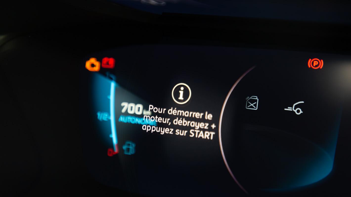 Peugeot 208: i-Cockpit 3D