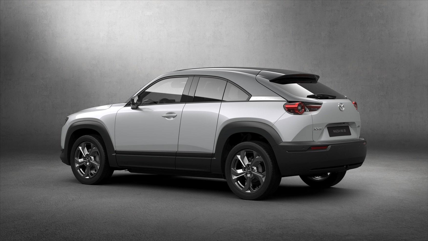 Mazda MX-30 auto elektryczne