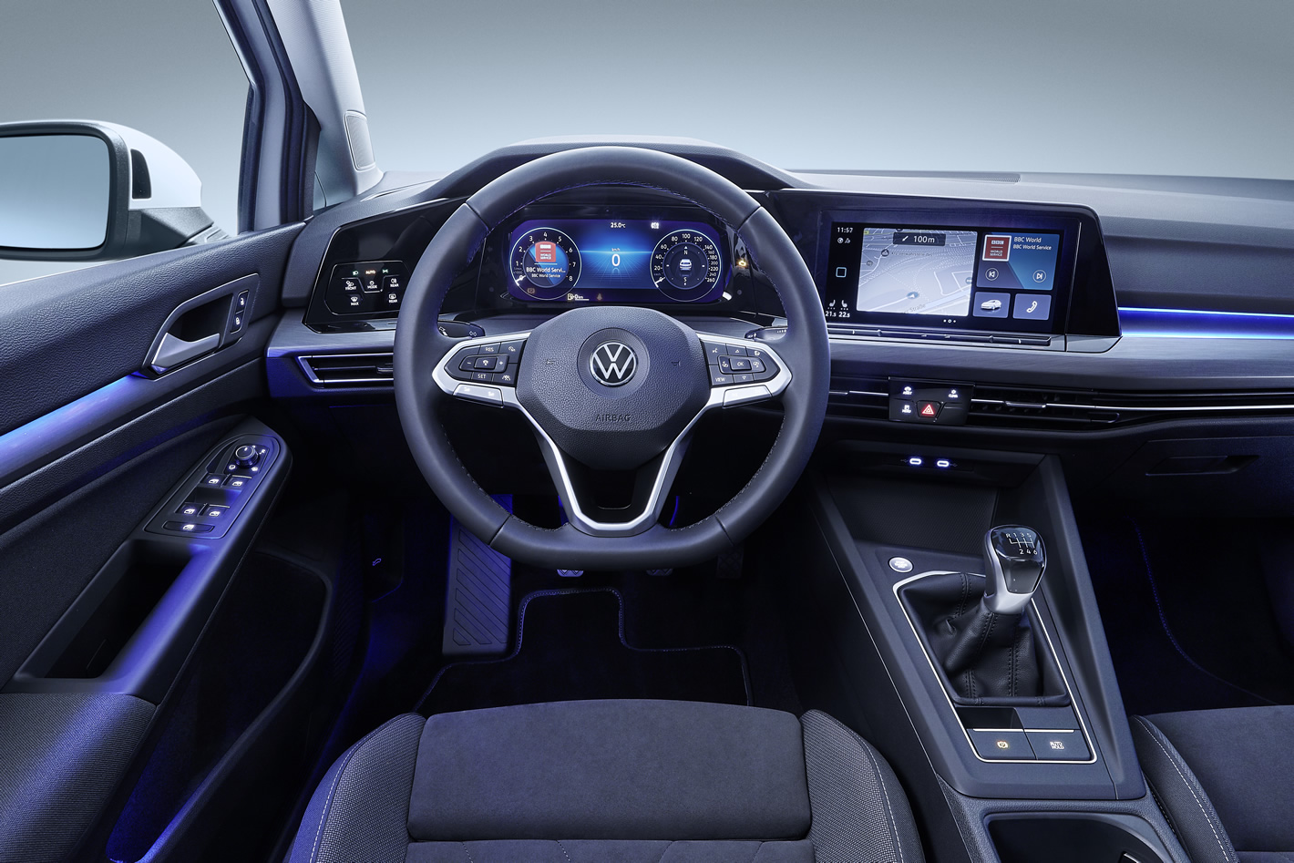 Nowy Volkswagen Golf 8
