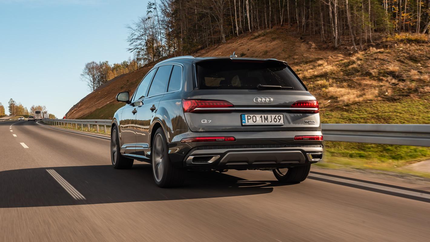 Nowe Audi Q7 2020