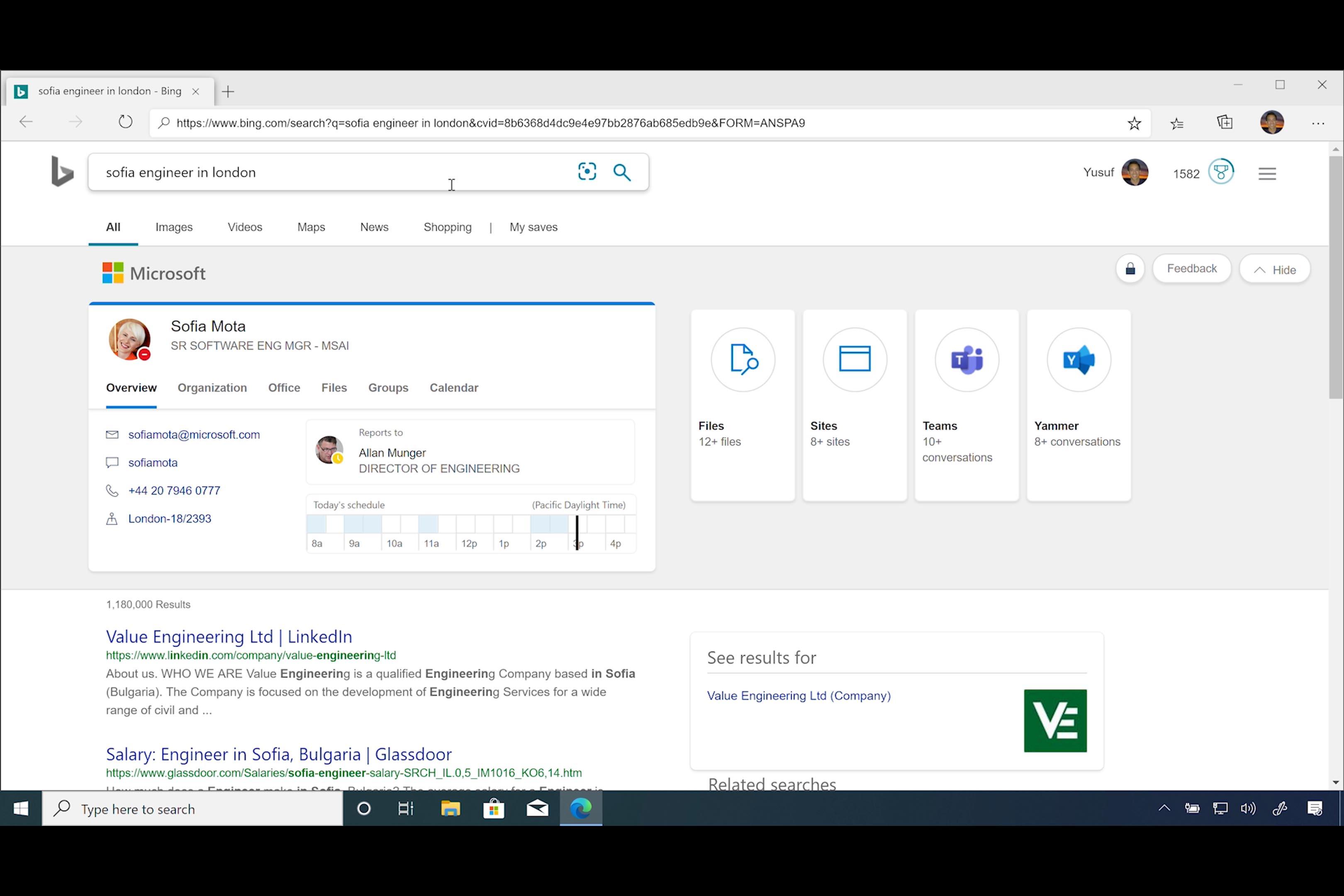 przeglądarka Microsoft Edge