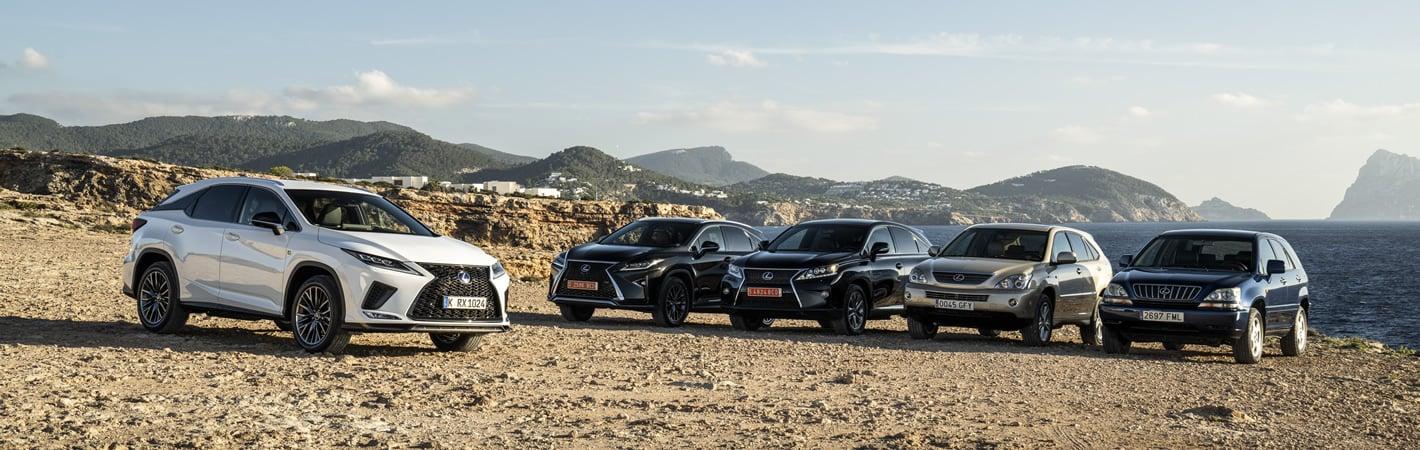 Nowy Lexus RX 2020