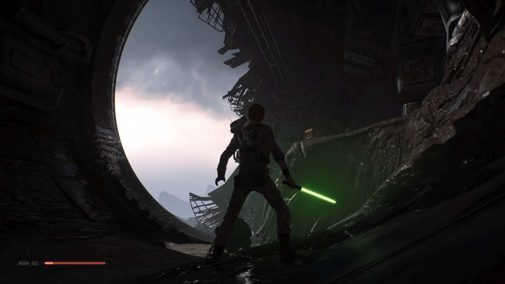 A screenshot of Star Wars Jedi: Fallen Order