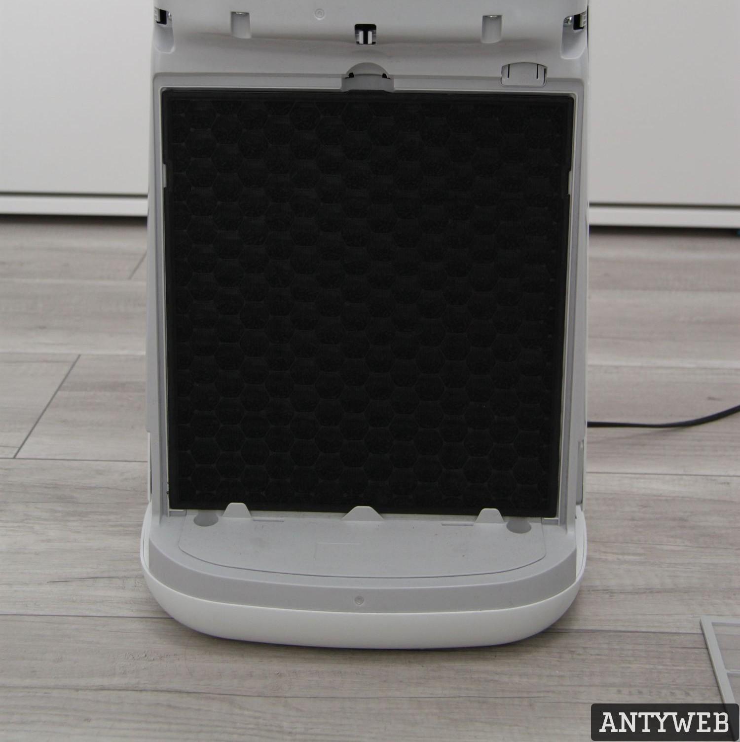 Samsung AX40 R3030WM filtr właściwy