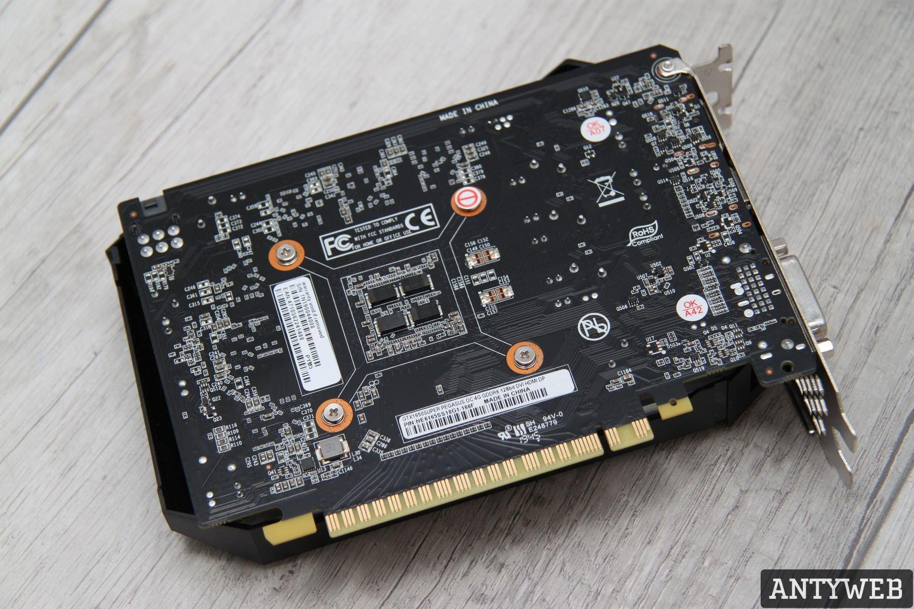Gainward Pegasus GeForce GTX 1650 Super