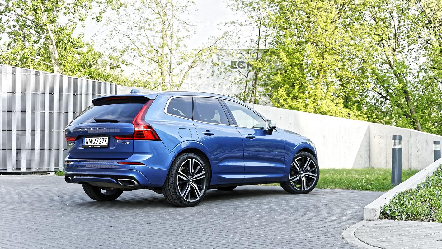 Volvo XC60 T8 AWD Hybryda Plug-In