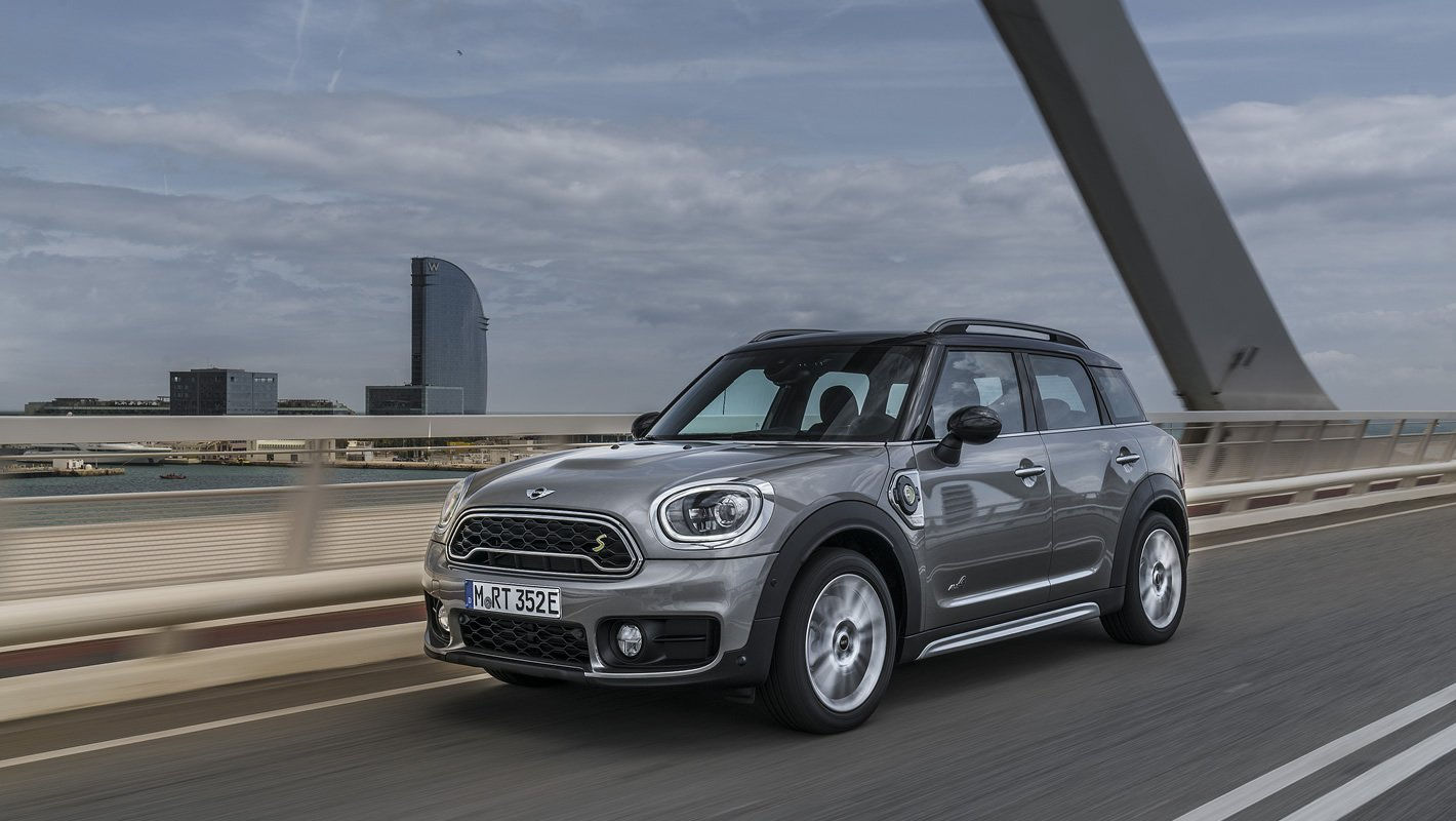 MINI Cooper S E Countryman ALL4 Hybryda Plug-In