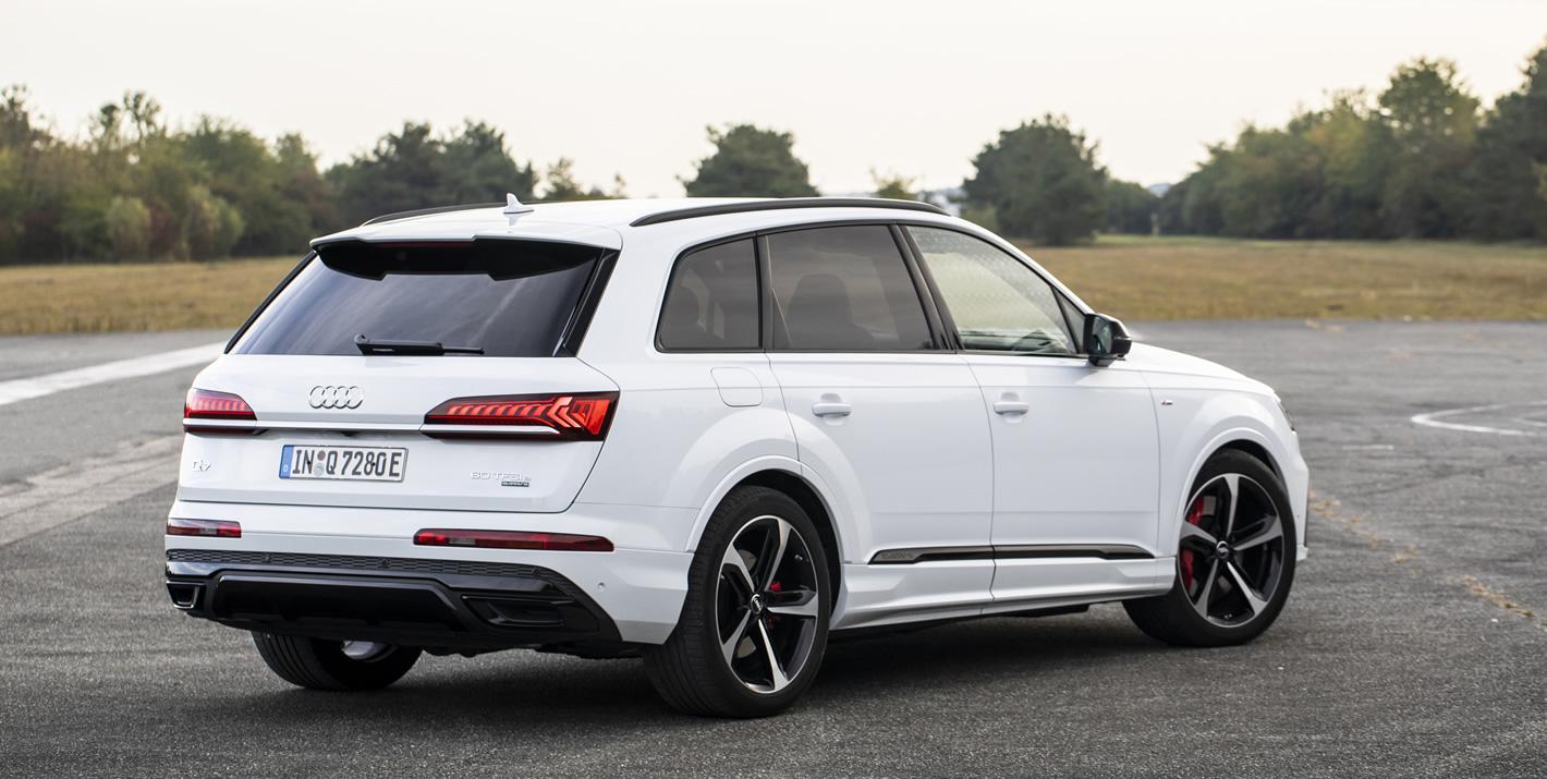 Audi Q7 TFSI e 2020