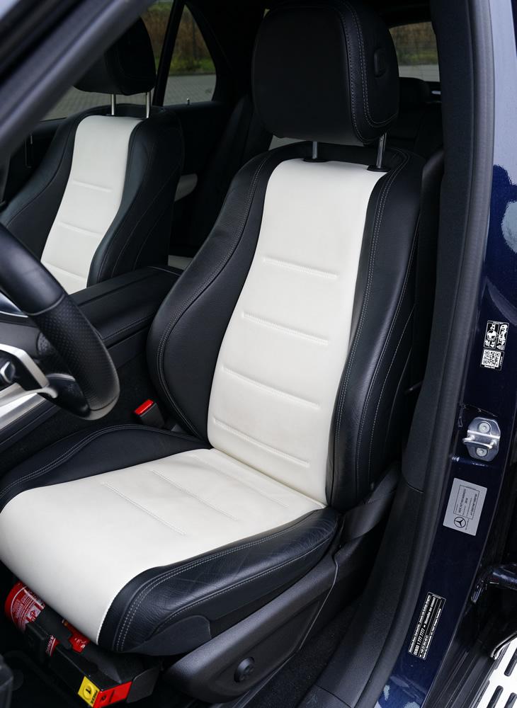 Mercedes-Benz GLE 450 4Matic EQ Boost - fotel kierowcy
