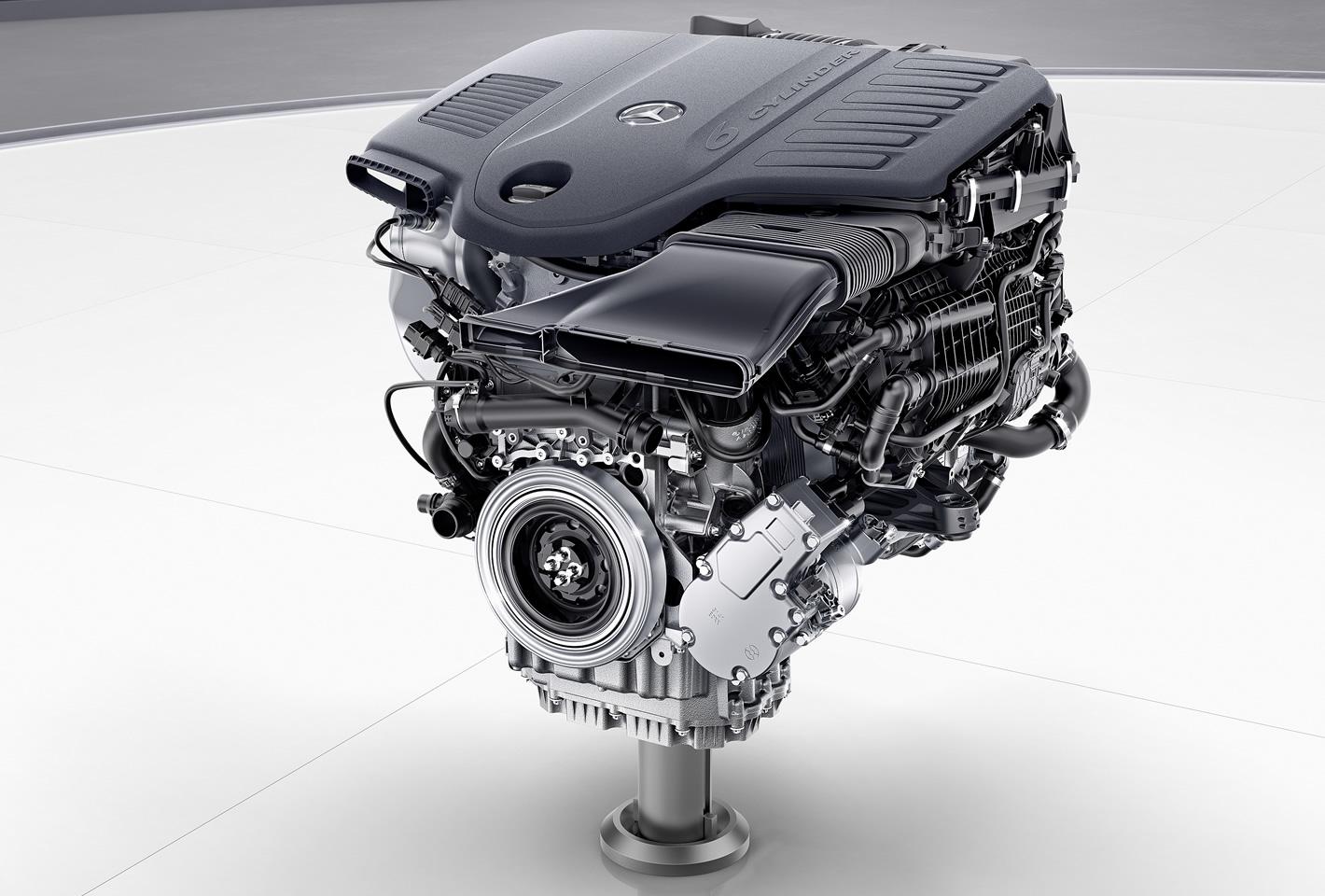 Mercedes-Benz GLE 450 4Matic EQ Boost - silnik z Mild Hybrid