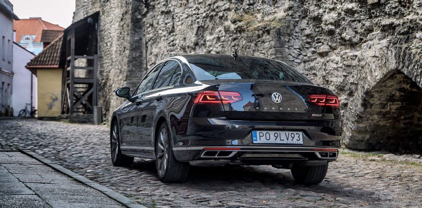 Volkswagen Passat IQ.Drive IQ.Light