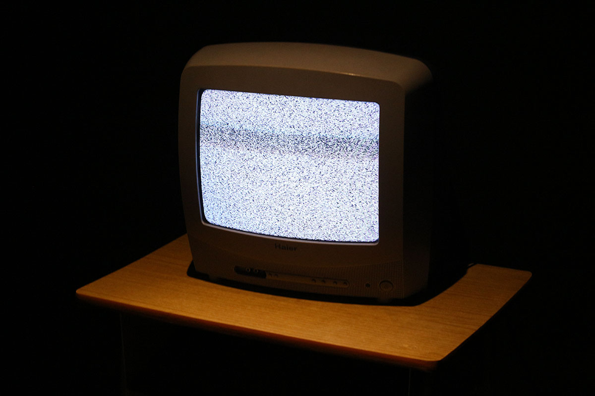 telewizor crt