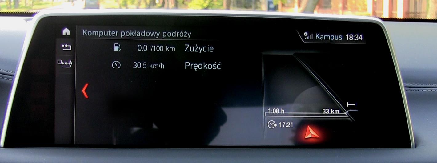 BMW 740e iPerformance Hybryda Plug-In