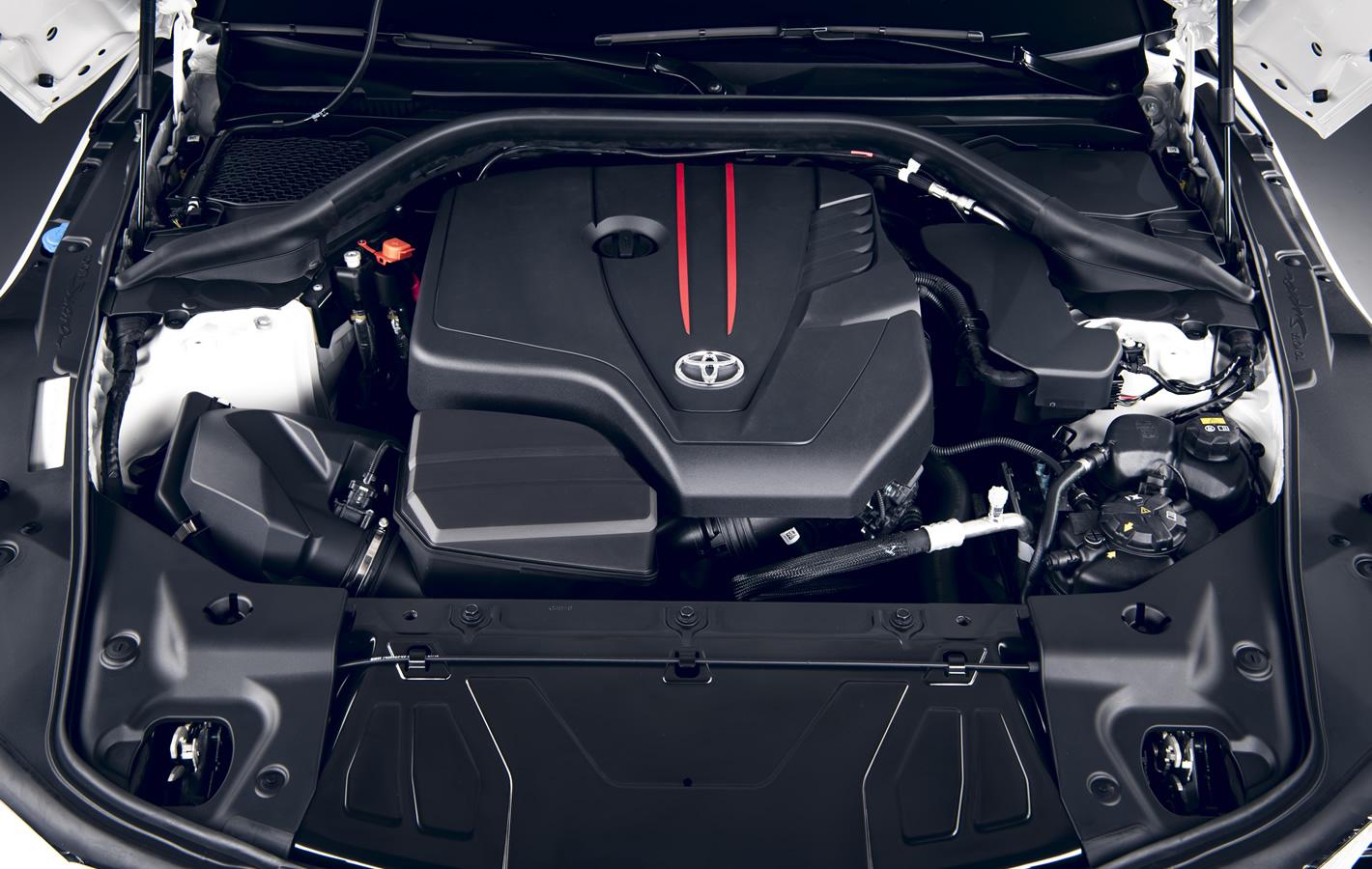 Toyota GR Supra 2.0 l