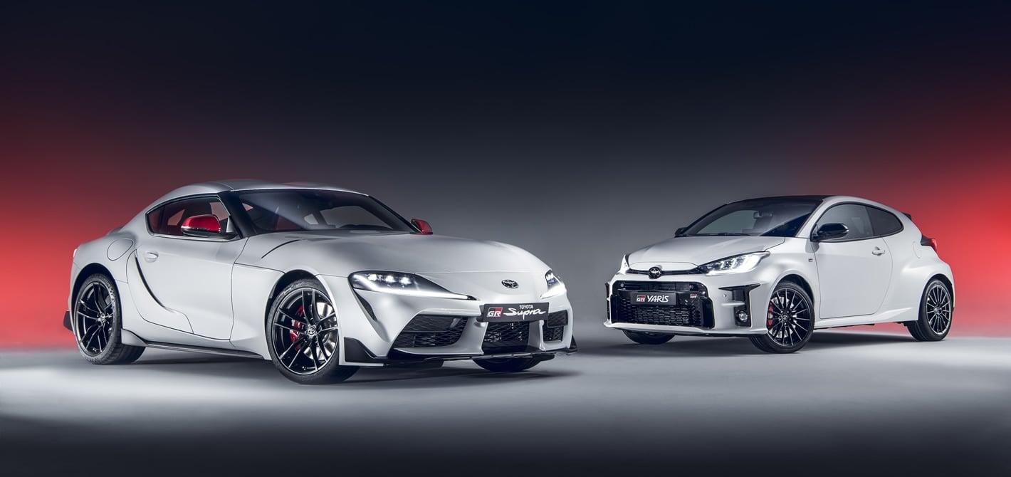 Toyota GR Supra i Toyota GR Yaris
