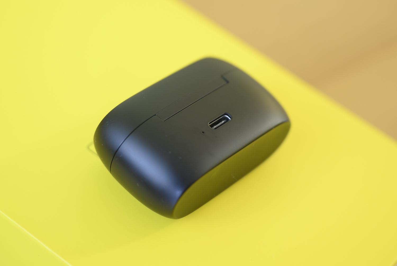 Jabra Elite 75t port USB-C