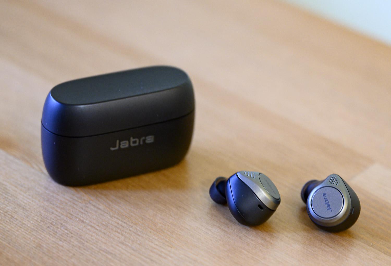 Jabra Elite 75t słuchawki recenzja czy warto