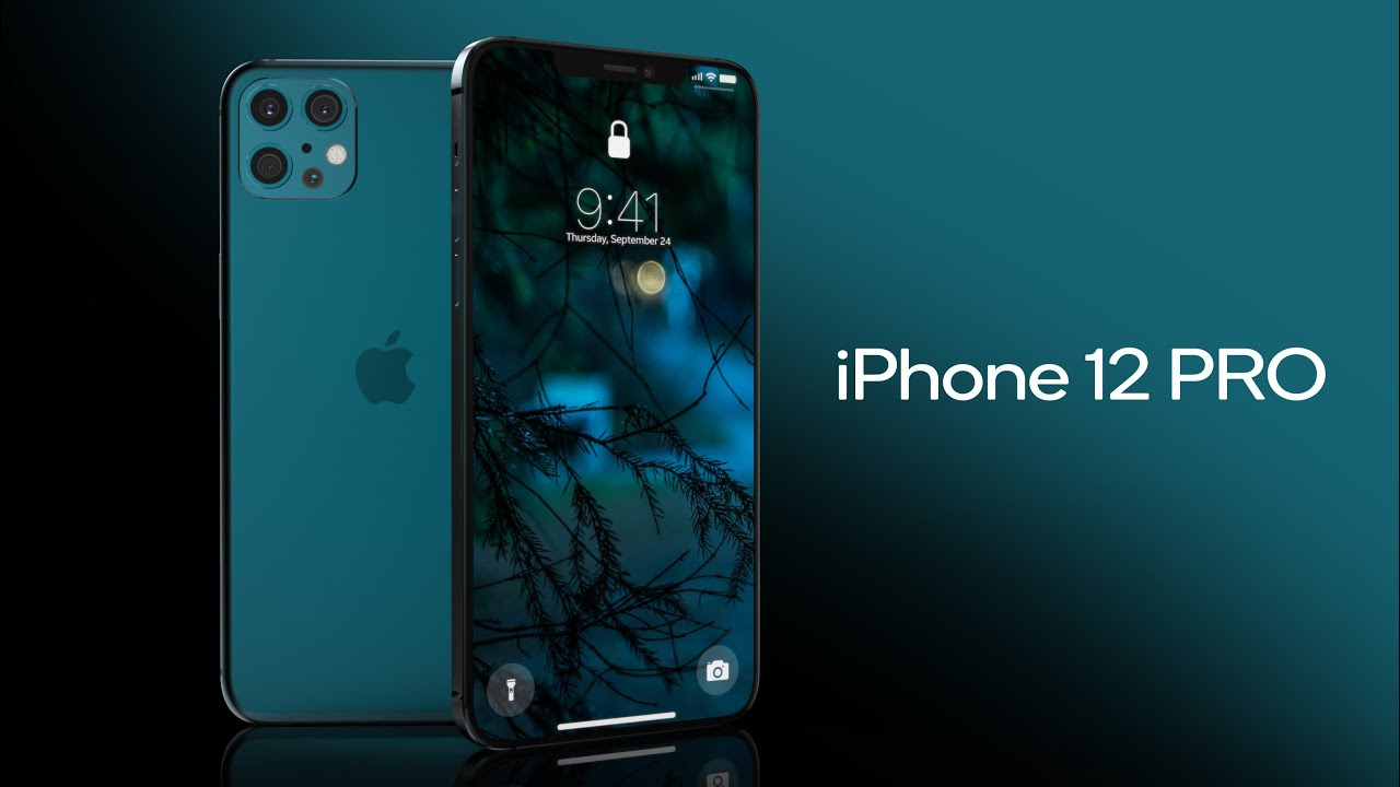 Nowy iPhone 12