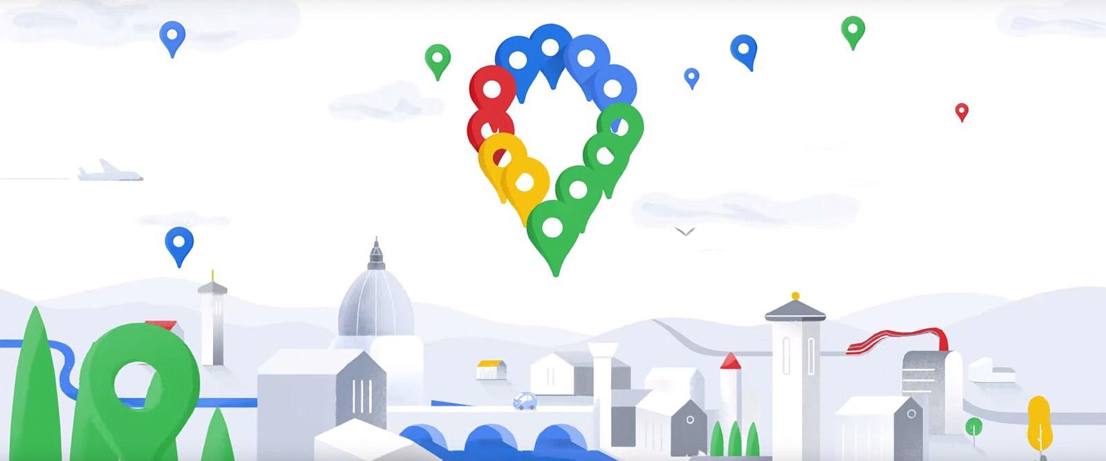 Oto najnowsze zmiany i ciekawostki o Mapach Google. 15-lecie jednej z najlepszych usług Google