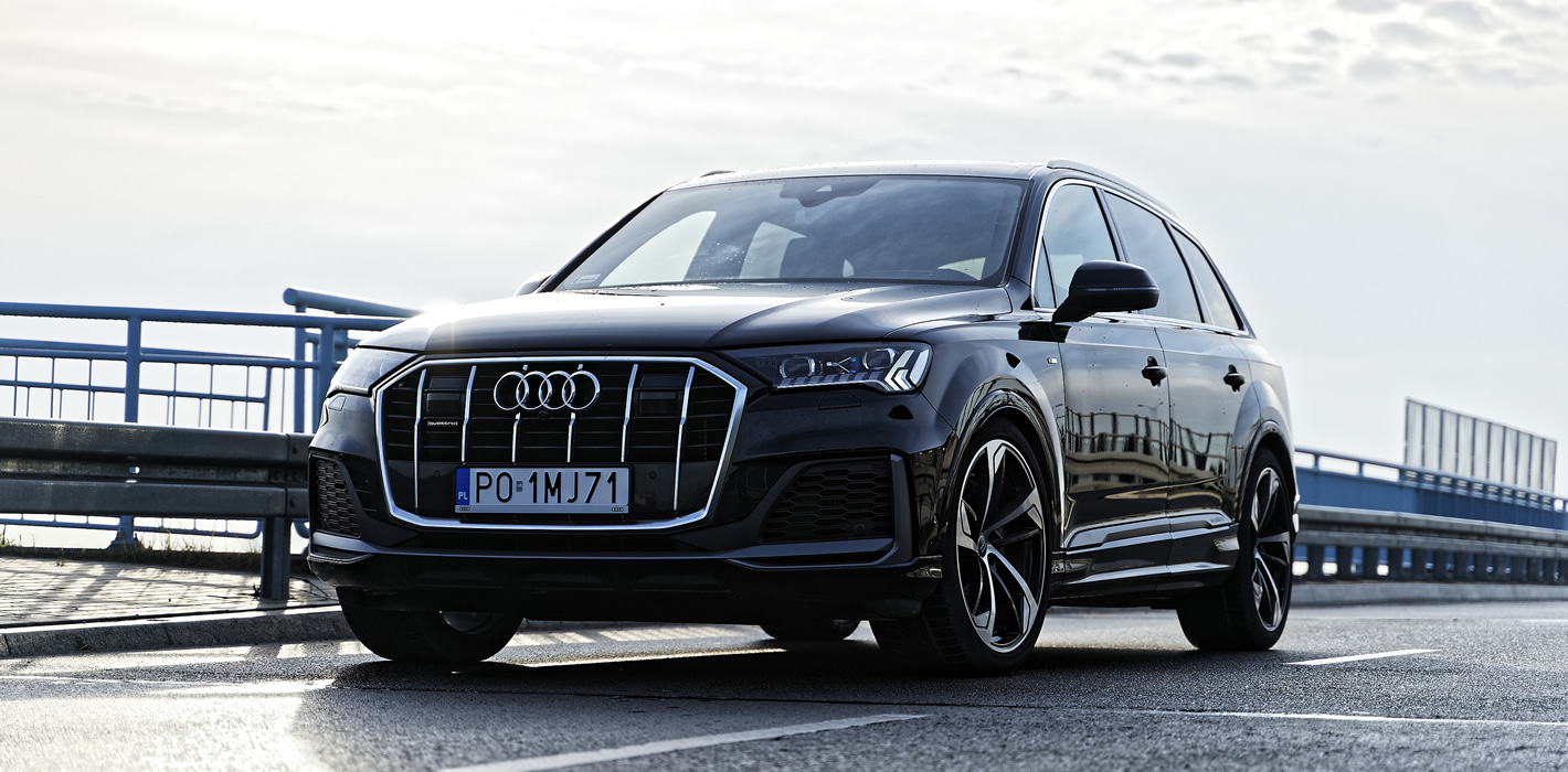Audi Q7 50 TDI quattro tiptronic