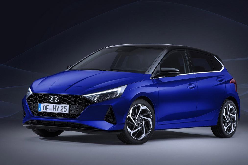 Hyundai i20 trzeciej generacji