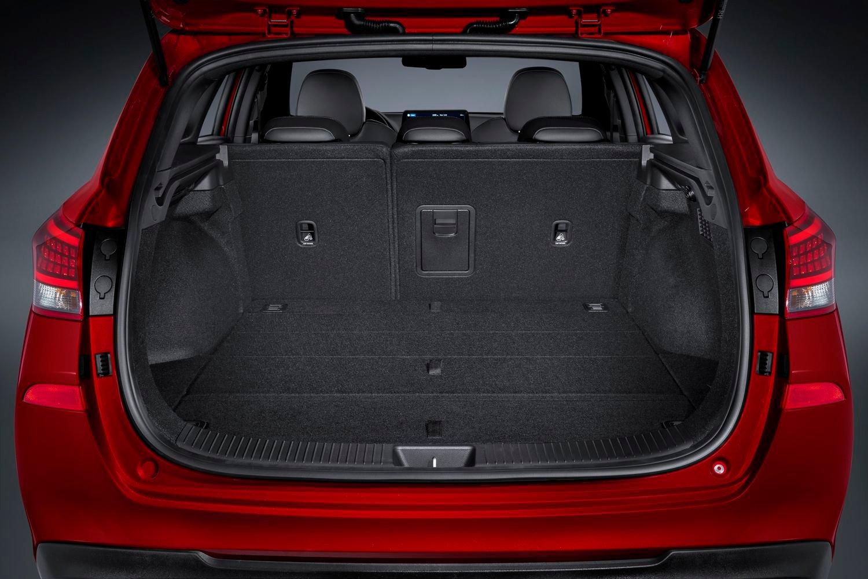 Hyundai i30 bagażnik