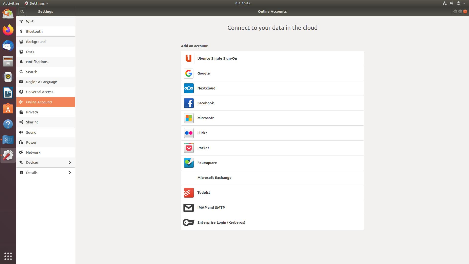 ubuntu konta online