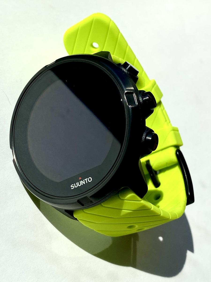 Suunto 9 doskonały zegarek sportowy