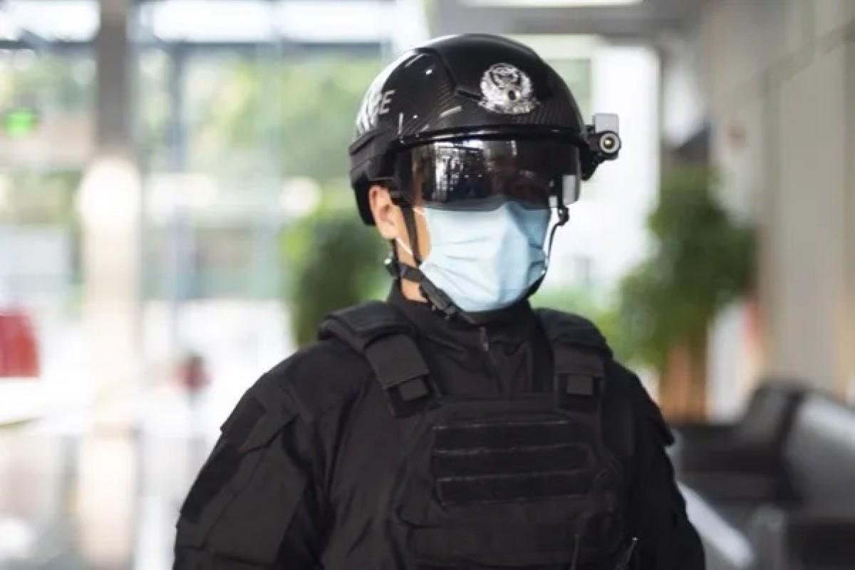Rzeczywistość rozszerzona pomaga Chińskiej policji w walce z koronawirusem
