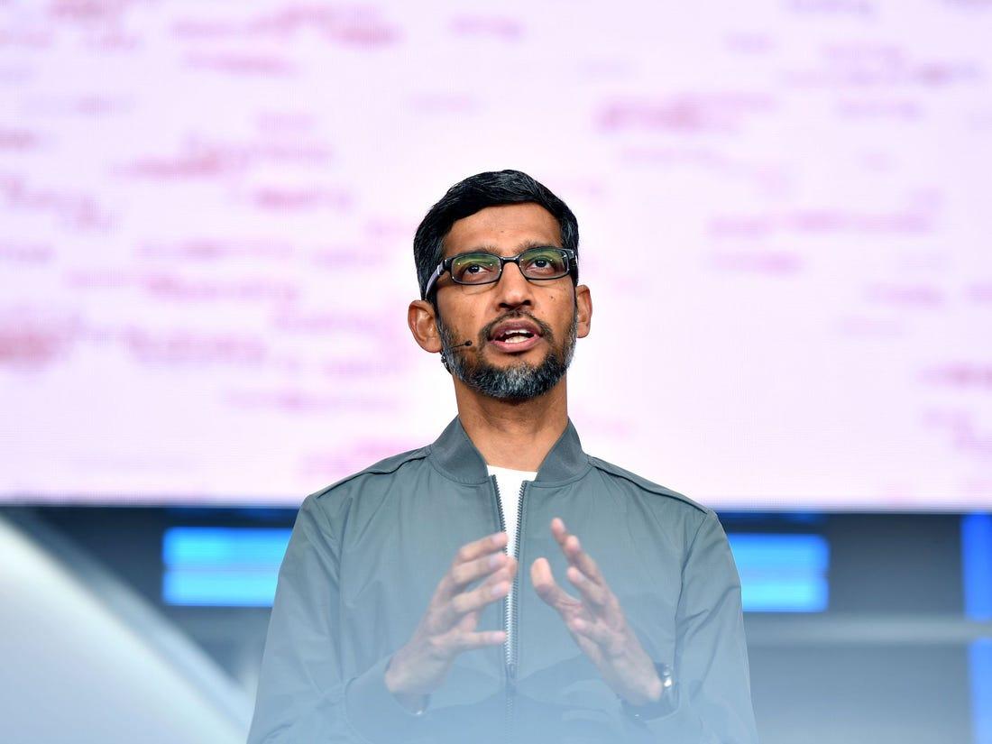 Google pomaga w walce z koronawirseum