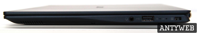 Acer Swift 5 prawa strona porty
