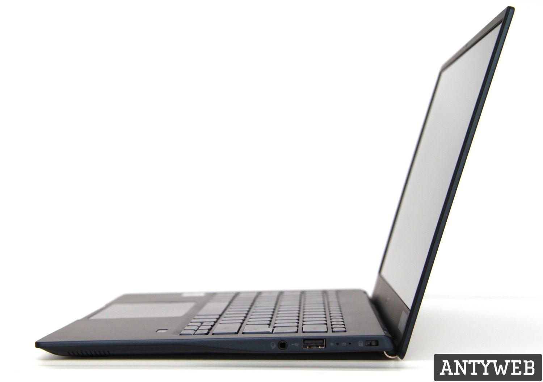 Acer Swift 5 widok z boku