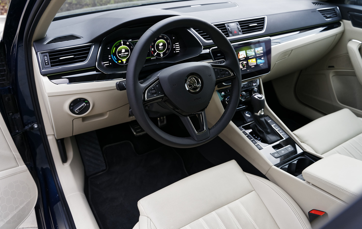 Skoda Superb iV Plug-In Hybrid