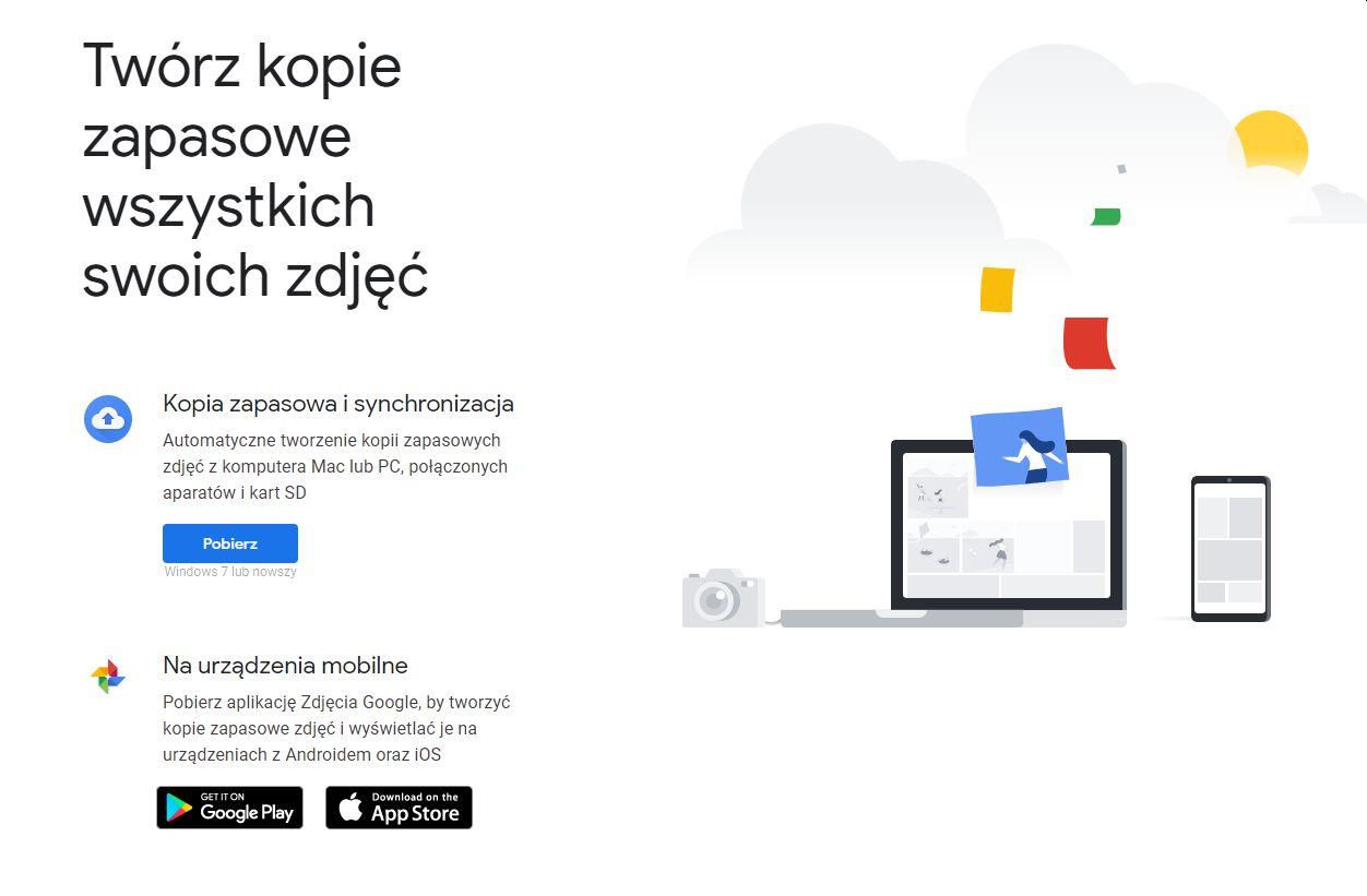 zdjęcia google aplikacje