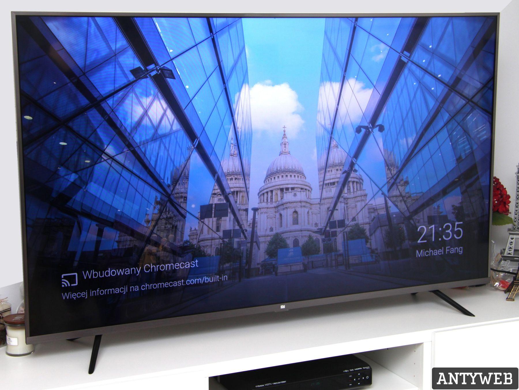 Xiaomi Mi TV 4S 55 cali