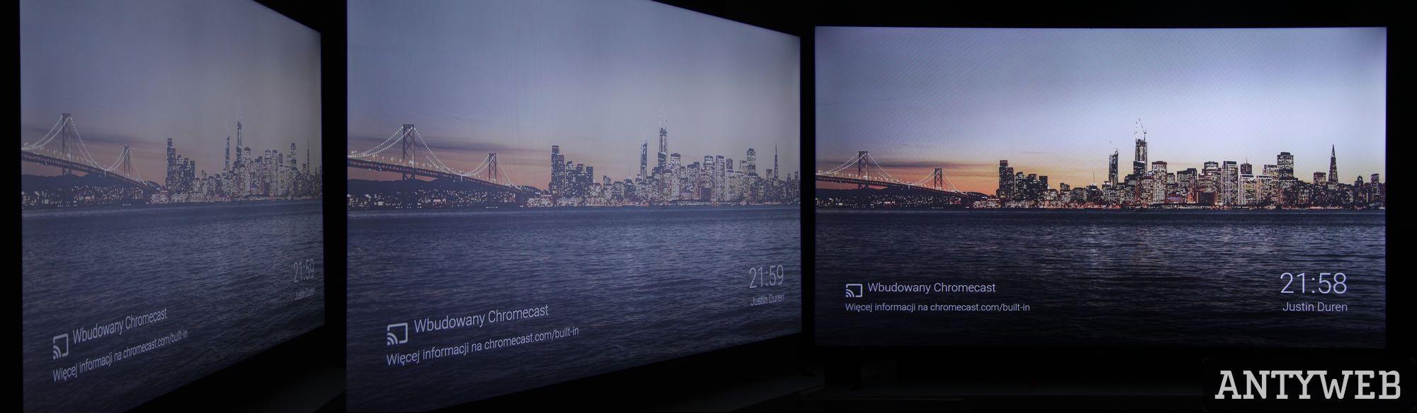 Xiaomi Mi TV 4S 55 kąty obrazu