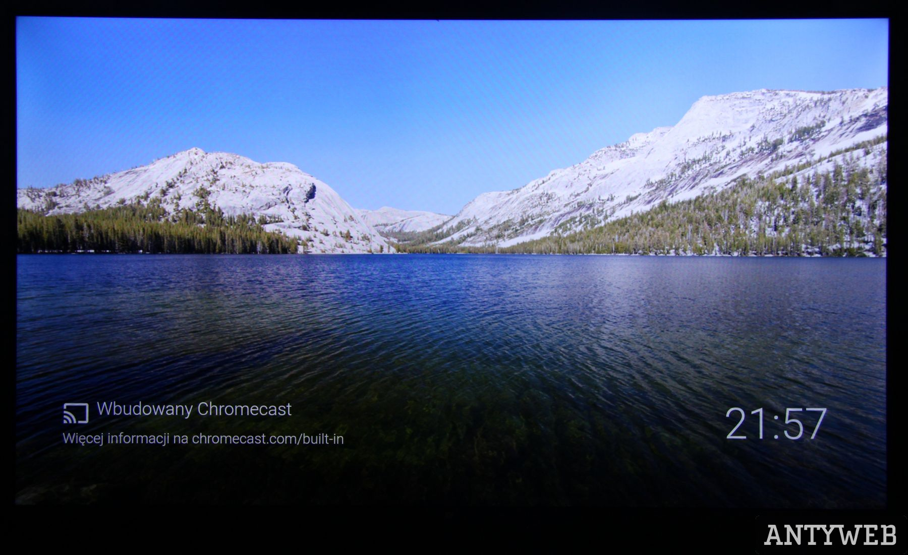 Xiaomi Mi TV 4S 55 obraz