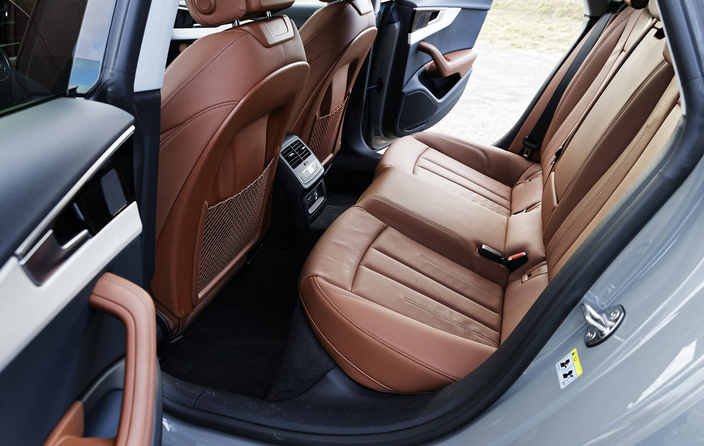 Audi A5 Sportback - tylna kanapa