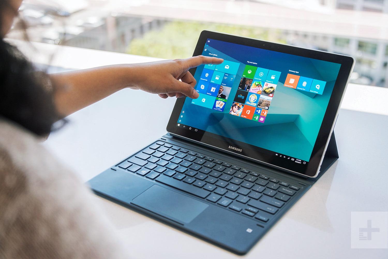 Galaxy Book - tablet z klawiaturą od Samsunga
