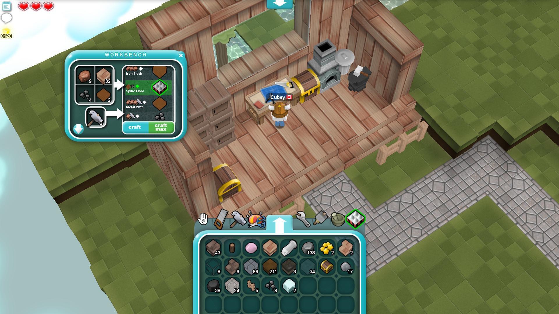 minecraft vs Cubic Castles