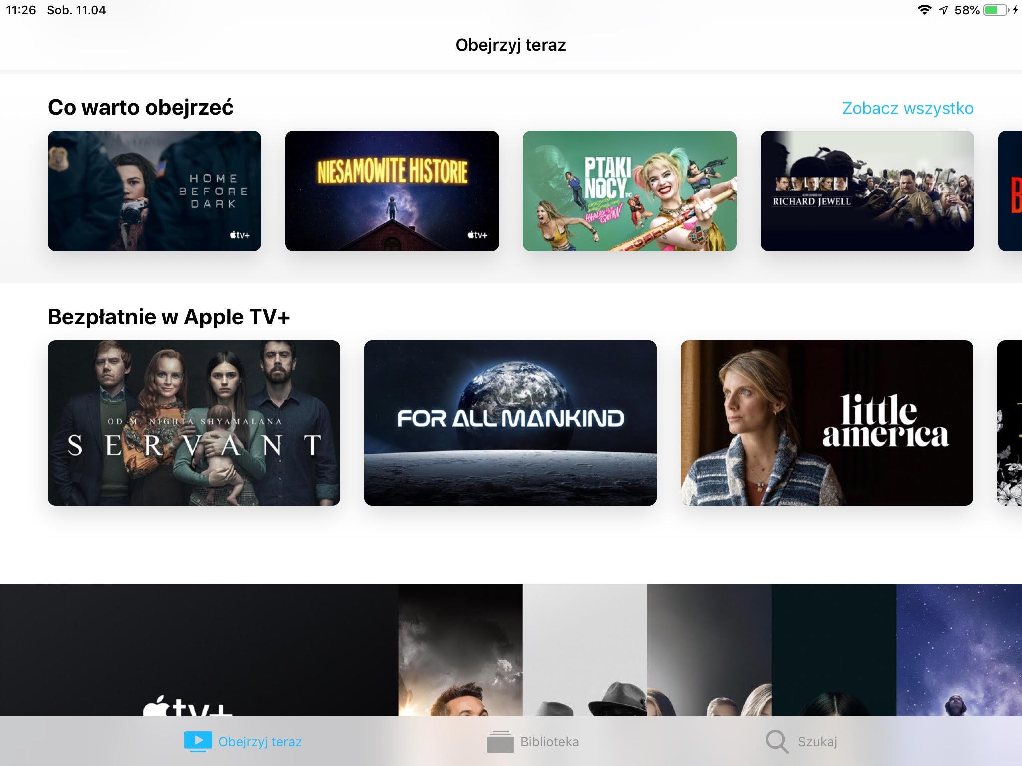 Apple TV+ za darmo