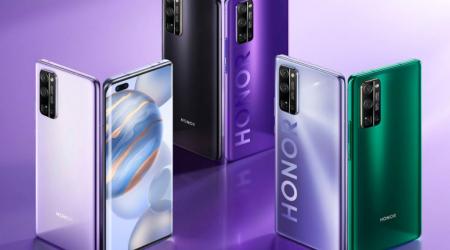 honor 30 smartfony