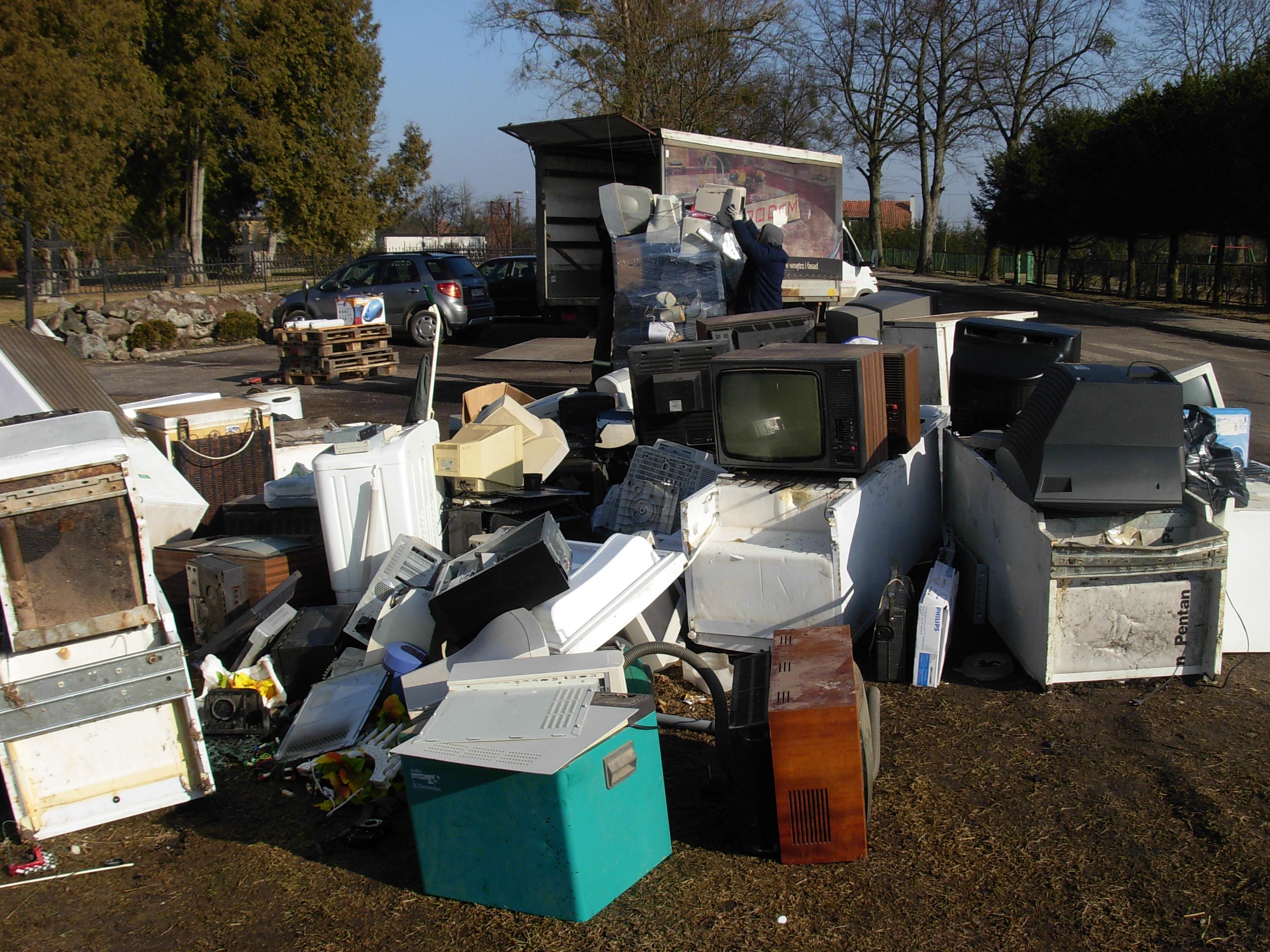 Elektrośmieci to jeden z poważniejszych problemów naszych czasów