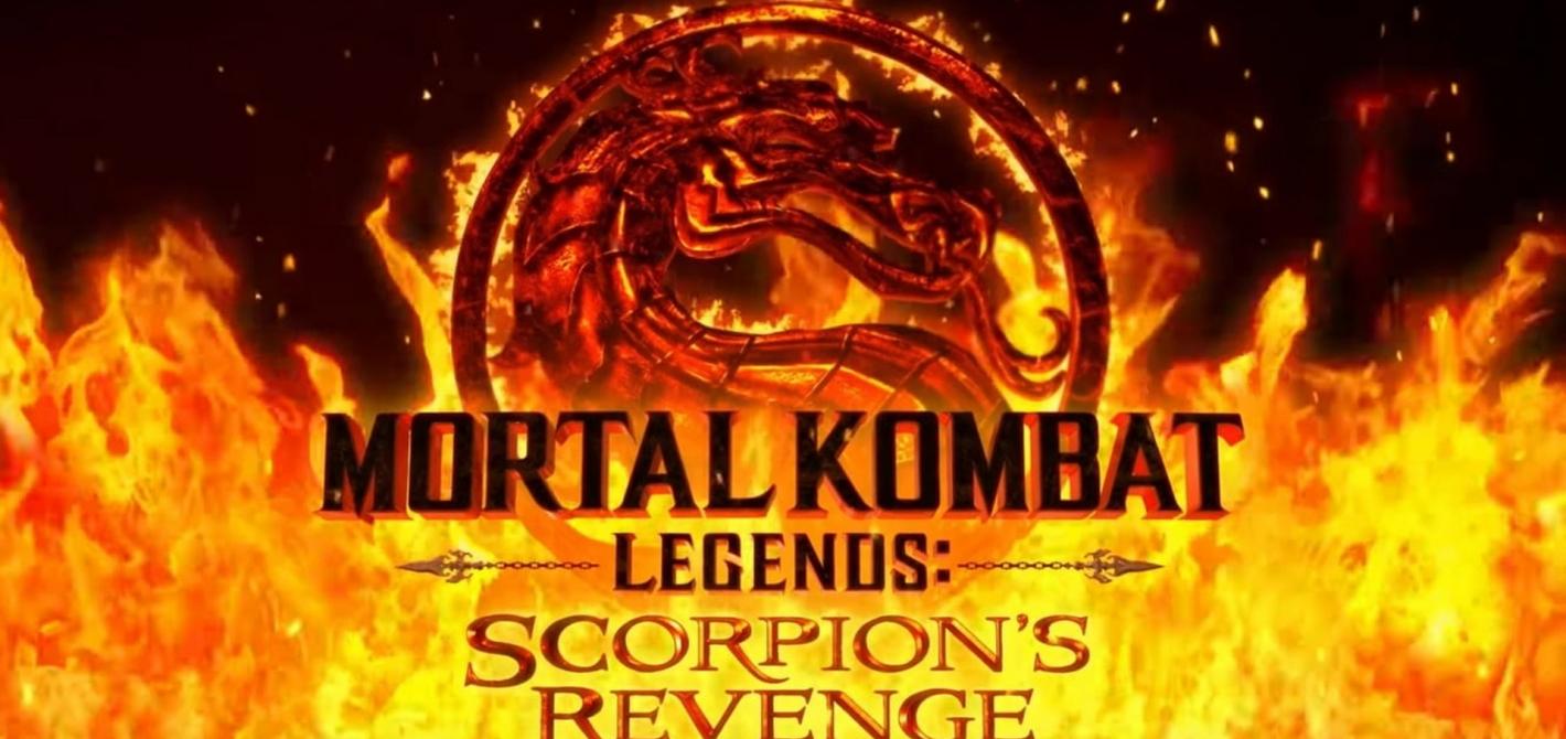 Mortal Kombat Legends: Scoprion's Revenge