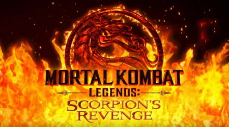 Mortal Kombat Legends: Scoprion's Revenge