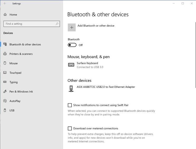 Windows 10 2004 dodawanie kamer IP