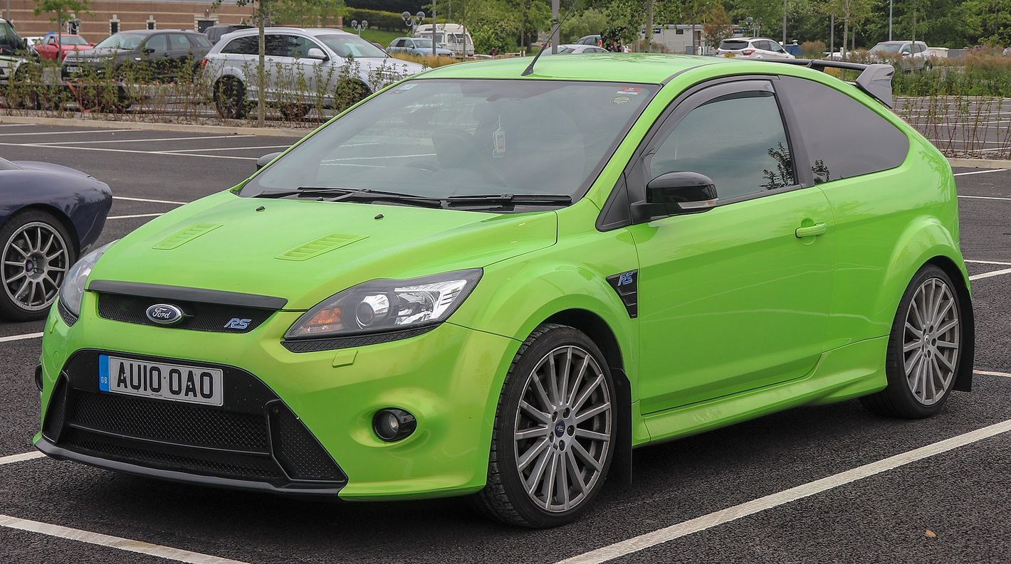 Ford Focus RS 2. generacji